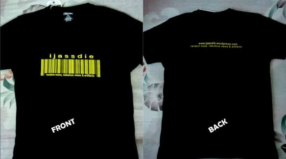 ijassdie T-shirt :)