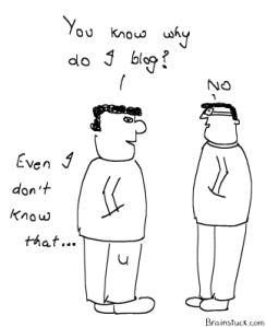 why-do-i-blog